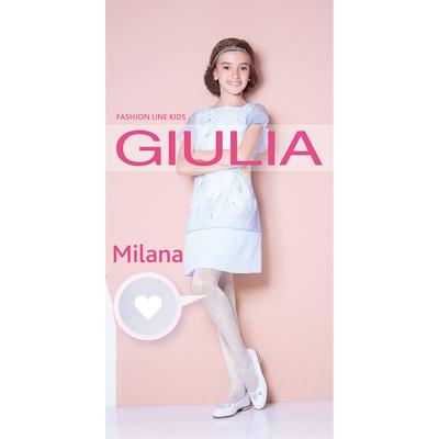 Колготки детские MILANA 05 40 ден, цвет белый (bianco), рост 128-134 см