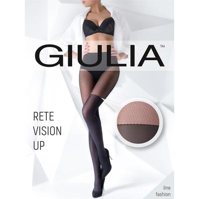 Колготки женские RETE VISION UP 3 60 ден, цвет чёрный (nero), р-р 3/M)