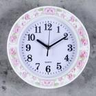 """Wall clock, series: Classic, """"Judy"""", 26x26 cm, mix"""