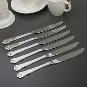 {{photo.Alt    photo.Description    'Набор ножей столовых Доляна «Капля», 23 см, 6 шт'}}