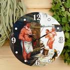 Часы настенные, серия: Интерьер, для бани