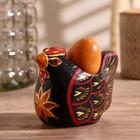 """Сувенир дерево """"Курочка и яйцо"""" 12х5х11 см"""