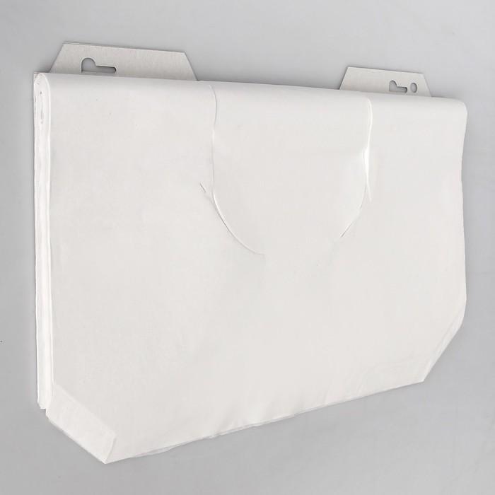 Туалетное покрытие на унитаз 1/2 сложение для держателя, 125 листов, для держателя KIMBERLY CLARK, LUNA (HAGLEITNER), JOFEL