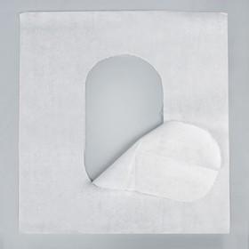 Туалетное покрытие на унитаз 1/2 сложение для держателя, 235 листов, для держателя TORK, LOTUS, LIME maxi, Ksitex