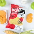Органические картофельные снеки Бопс, с красным перецем, 85 г
