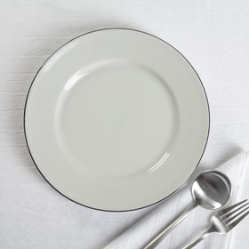 Тарелка мелкая 24 см