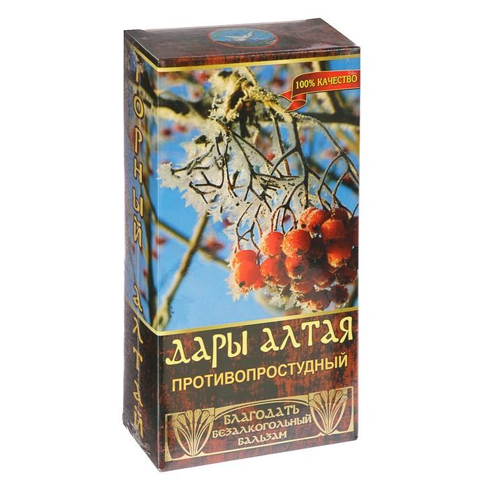 "Бальзам безалкогольный ""Дары Алтая"", 250 мл"