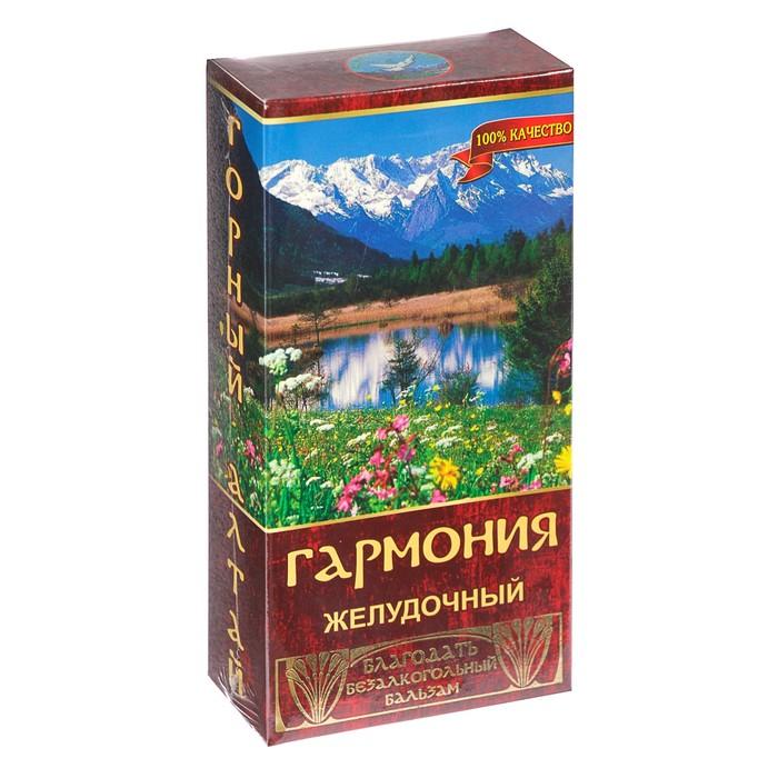 """Бальзам безалкогольный """"Гармония"""" желудочный, 250 мл"""