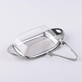 {{photo.Alt    photo.Description    'Маслёнка с пластиковой крышкой, 22,5×11×5 см'}}