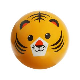 """The ball is soft """"Tiger"""" 15 cm"""