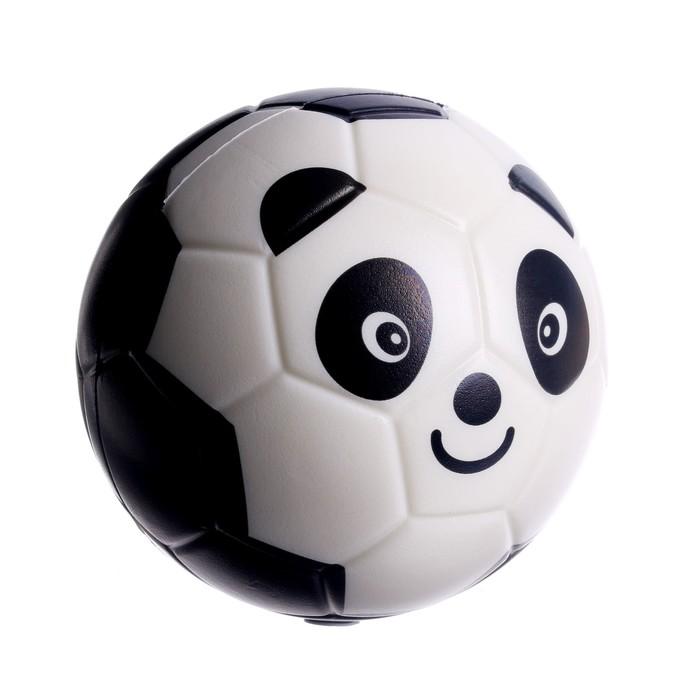 Мяч мягкий «Панда», 15 см