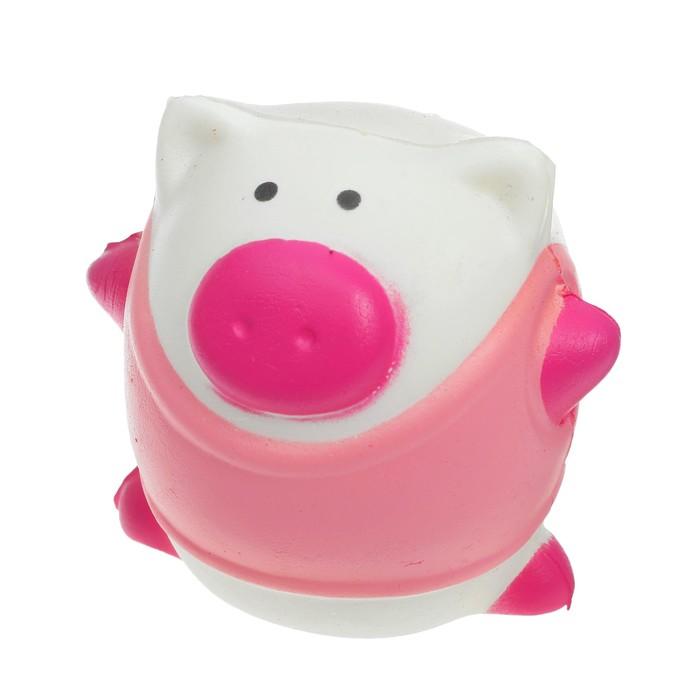 Мялка-сквиши «Свинка»