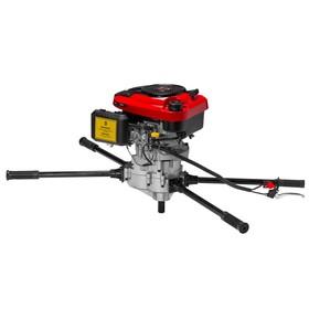 Мотобур ADA Ground Drill-15 HERCULES А00520, 4Т, 5л.с., 3600 об/мин, d пос=20мм, БЕЗ ШНЕКА