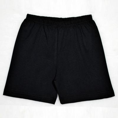 Шорты, 05504-10, цвет чёрный, рост 146 см