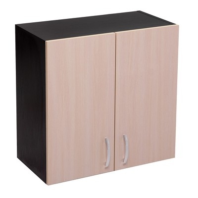 Шкаф навесной 600 Тоника, 600х570х300, Венге/Дуб молочный