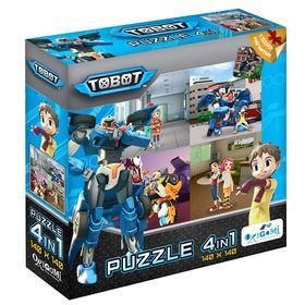 Puzzle 4 in 1