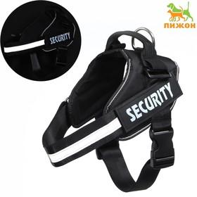 The harness lining, size XS (OSH 45, OG 48-56 cm) lanyard 2,5 cm black