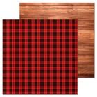 Фотофон двусторонний «Глинтвейн», 45 × 45 см, картон, 100 г/м