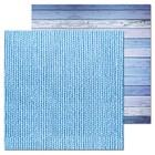 Фотофон двусторонний «Северное сияние», 45 × 45 см, картон, 100 г/м
