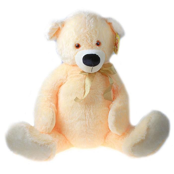 """Мягкая игрушка """"Медведь Любимчик"""", бежевый"""