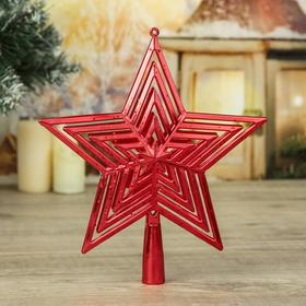 """The tip of the """"Star"""" texture of 20.5*22.5 cm, red"""