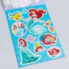 Книга с наклейками, Принцессы - фото 105683228