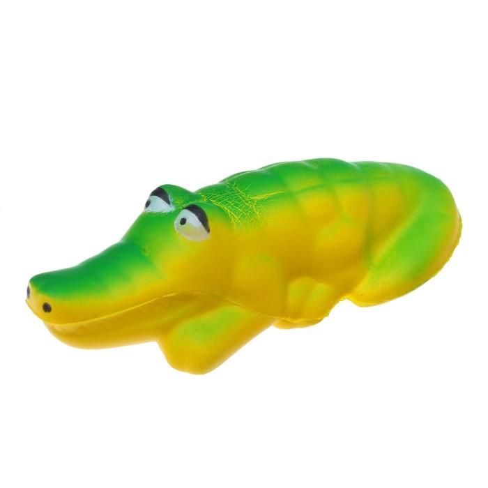 Мялка-сквиши «Крокодил»