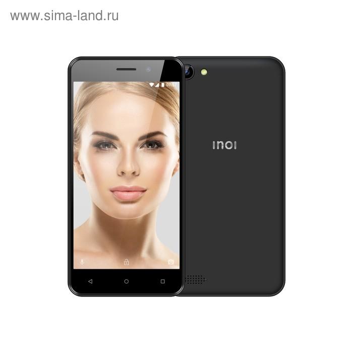 "Смартфон INOI 2 Lite, 5"", 854x480, 8Gb, 1Gb RAM, 5+2Mp, 2500мАч, черный"