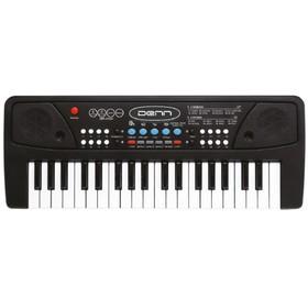 Синтезатор DENN DEK37mini, 8 тембров, 4 тона, 37 клавиш
