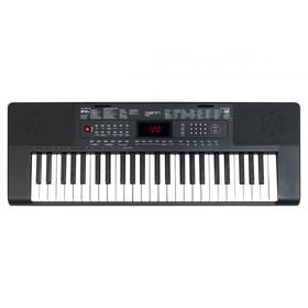 Синтезатор DENN DEK494, 200 тембров, полифония 8 тонов, 49 клавиш