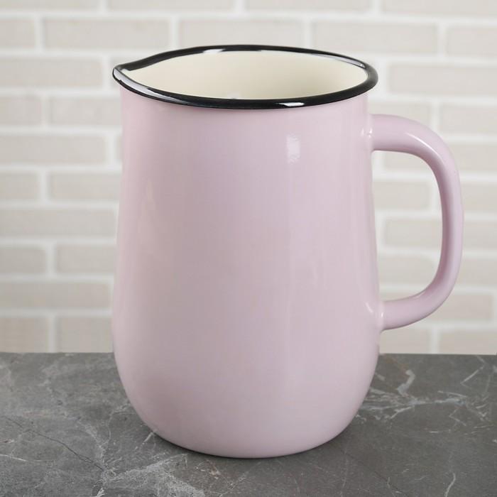 "Кувшин 2,5 л ""Розовый"""
