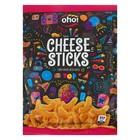 """Кукурузные чипсы OHO! с сыром """"Cheese sticks"""" 70 г."""