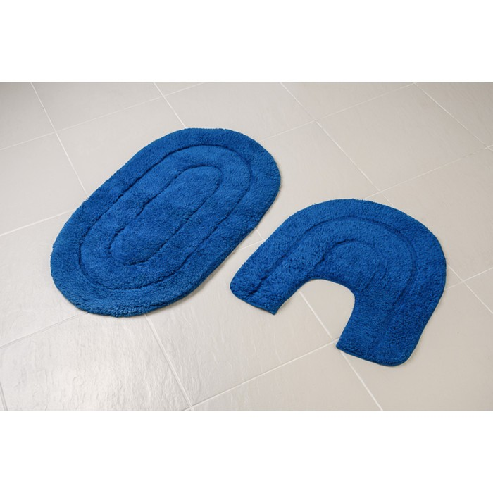 Набор ковриков Couple, 80 х 50 см - фото 7930523