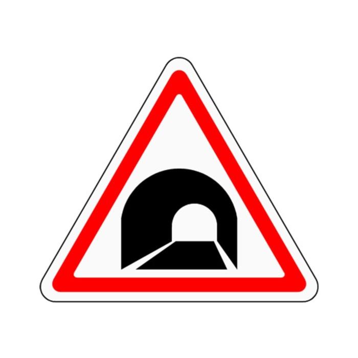 Знак дорожный 1.31 «Тоннель»