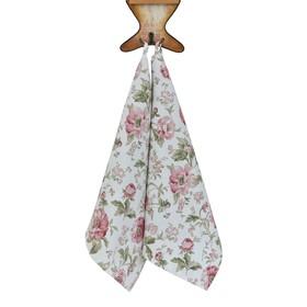 Набор полотенец English rose, размер 40 × 70 см - 2 шт