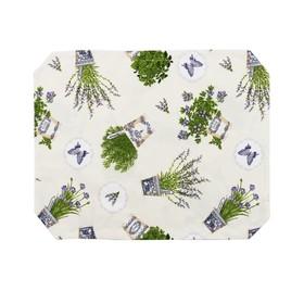 Набор салфеток «Лаванда», размер 35 × 45 см - 2 шт