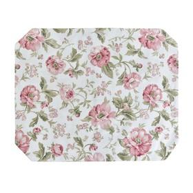 Набор салфеток English rose, размер 35 × 45 см - 2 шт