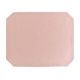 Набор салфеток English rose, размер 35 × 45 см - 2 шт, розовый