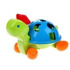 Развивающая игрушка-сортер «Черепашка»