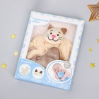 "Gift set ""Cat"" (komforter+ headband)"
