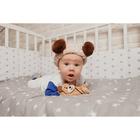 Игрушка для новорождённых «Мишутка» + повязка - фото 105499404