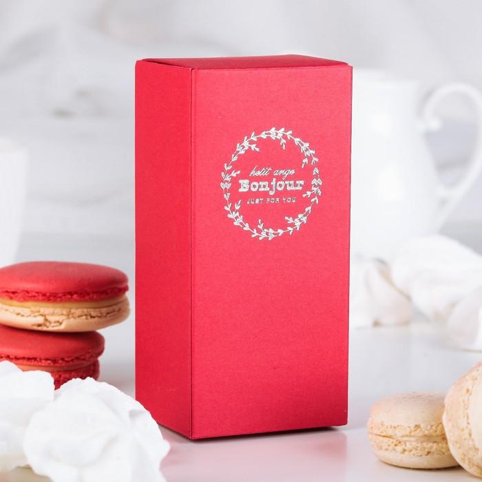 Коробка для сладкого 6 х 13 х 6 см - фото 180049690