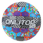 A volleyball ONLITOP, size 5, 18 panels, machine stitching, 260 gr, color ornament