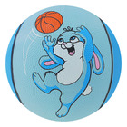 "Ball basketball ""Hare"", size 3, weight 280 gr"