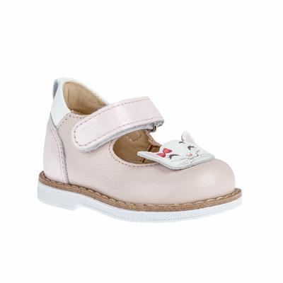 Туфли детские арт. 25010, цвет розовый, размер 18