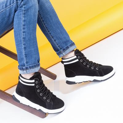 Угги-ботинки женские 905 MINAKU черный р. 39