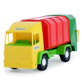 Машина мусоровоз Mini truck, цвета МИКС