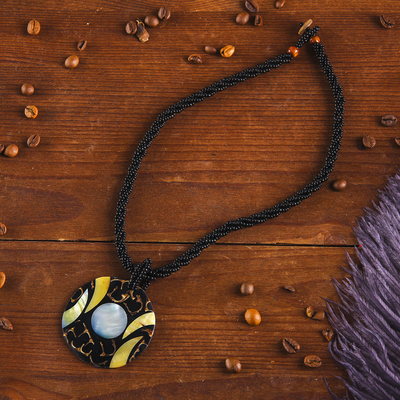 "Necklace ""Shine"" 27х5х0,5 cm"