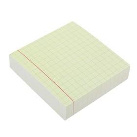 Блок бумаги для записей 8.5 х 8.5 см, 200 листов, Work, проклеенный, 70 г/м2