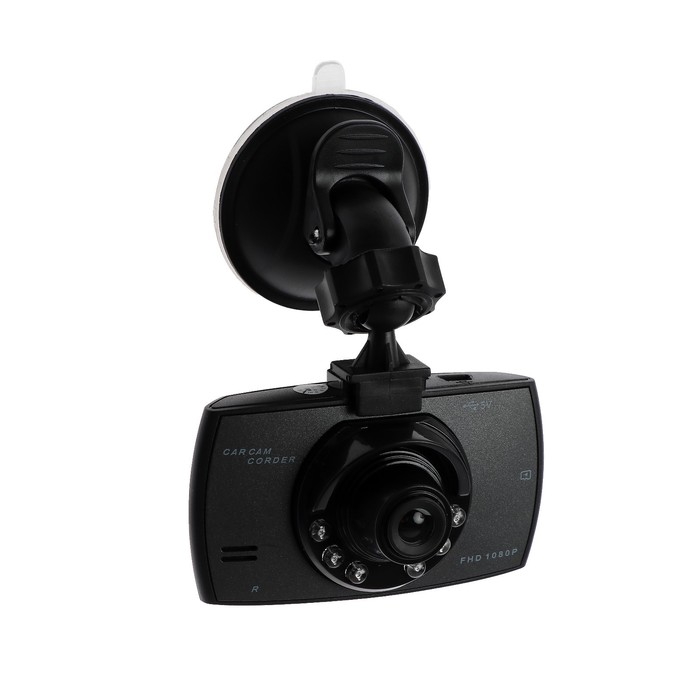 Видеорегистратор TORSO Premium, разрешение HD 1920x1080P, TFT 2.4, угол обзора 100°